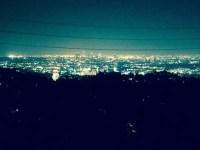 Mulholland Drive - Los Angeles