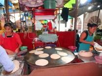 Tepoztlàn - Mercado del centro