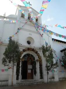 Chiapas - Cattedrale di Mitla