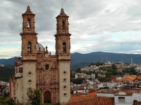 Taxco - Cattedrale di Santa Prisca