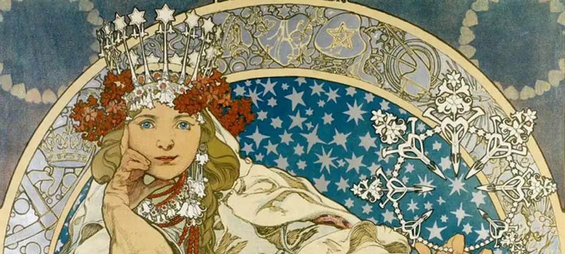 Museo Mucha: alla scoperta dell'Art Nouveau di Alfons Mucha a Praga