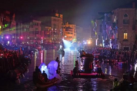 Carnevale di Venezia 2018