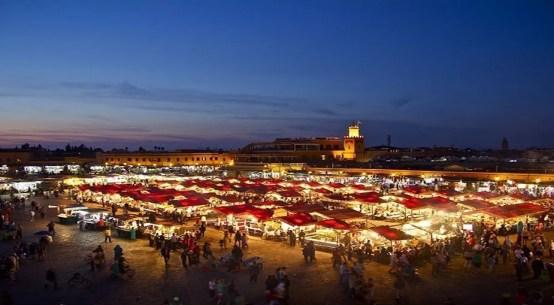 Piazza Jemma el fnaa Marrakech