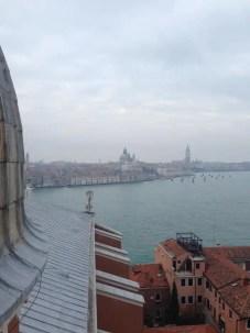 Vista dal campanile de Il Redentore - Venezia