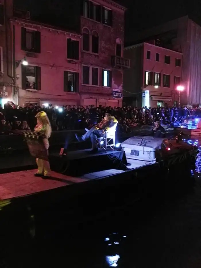 Carnevale di Venezia 2018 Cannaregio