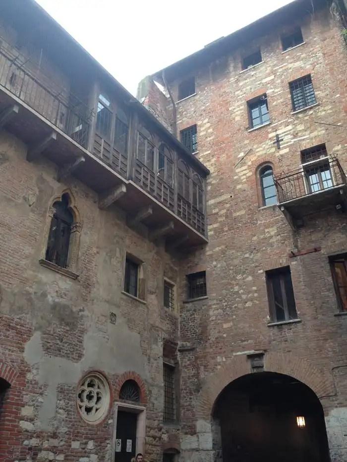 Casa di Giulietta - esterno