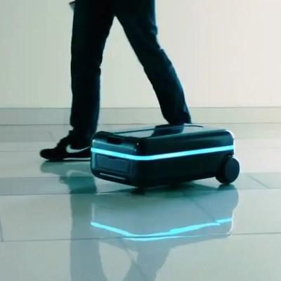 Travelmate Robotics S bagaglio a mano