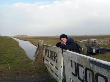 viaggio nella campagna di Amsterdam
