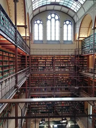 Biblioteca Rijksmuseum