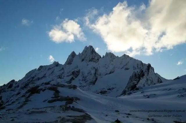 Trekking in Antartide Tierra del Fuego