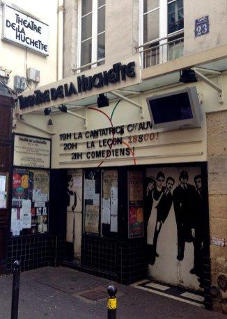 Theatre-de-la-Huchette-Parigi