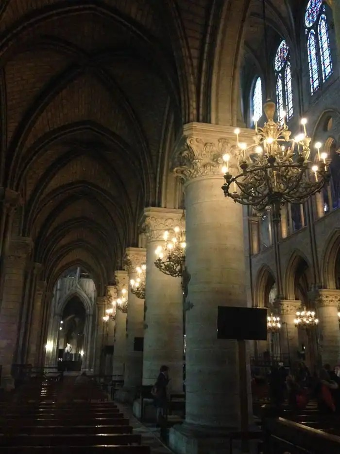 Notre Dame interni