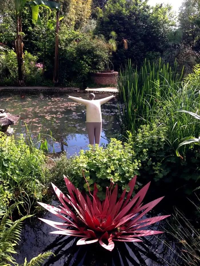 Heller Garden -Mariano Fuga sculture
