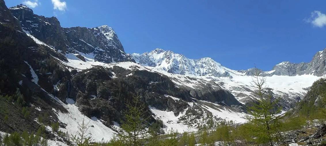 Valmalenco: itinerario di 3 giorni di trekking in Valtellina