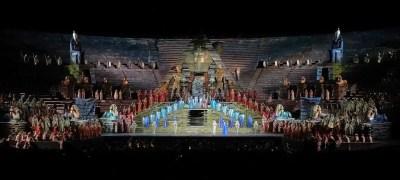 Aida: l'opera lirica di Giuseppe Verdi all'Arena di Verona
