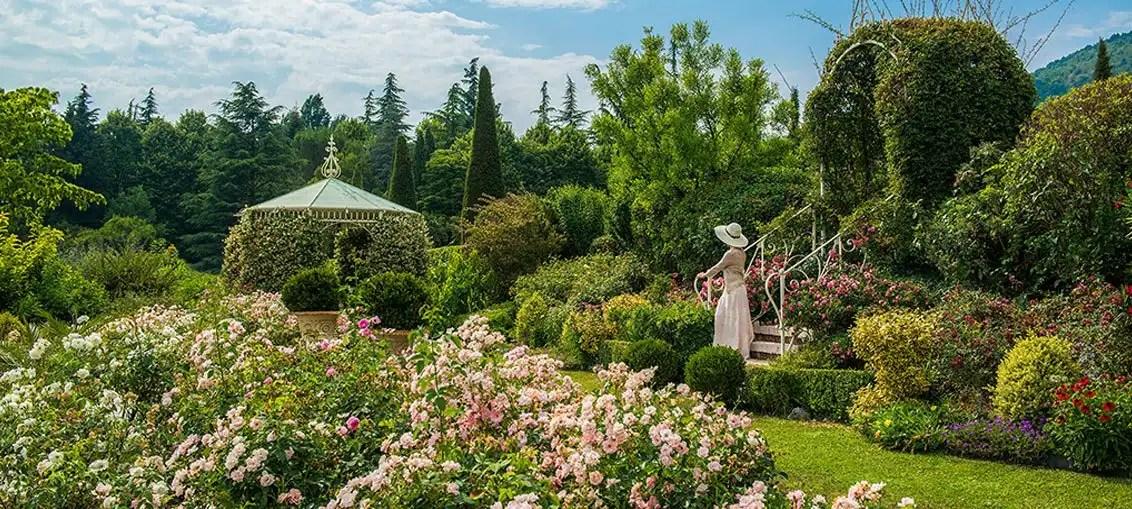 Giardino di Casa Biasi: il giardino botanico da vedere al Lago di Garda