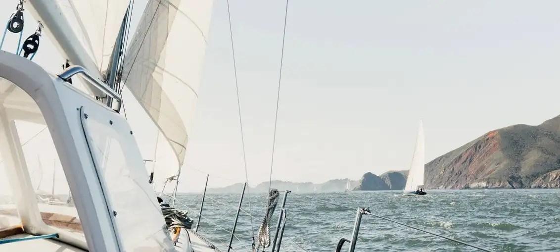 Cambusa barca a vela