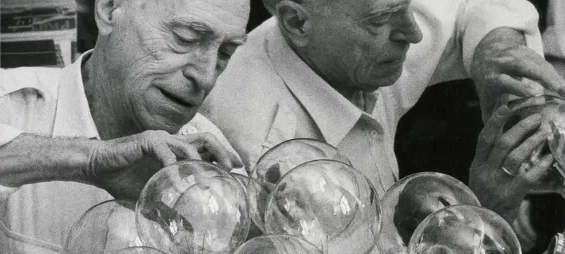 Achille Castiglioni - mostra La Triennale di Milano