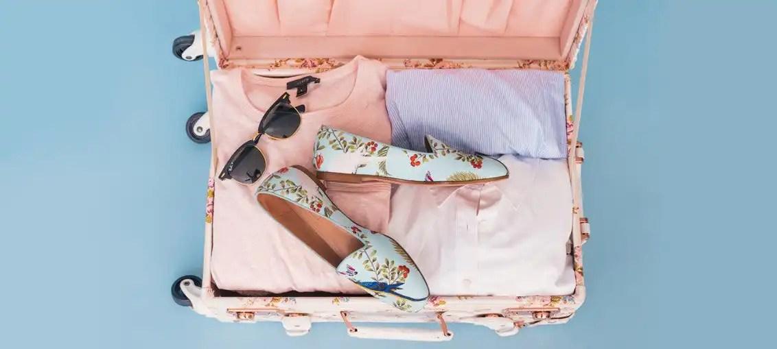 Cosa mettere in valigia: 6 consigli per la valigia perfetta