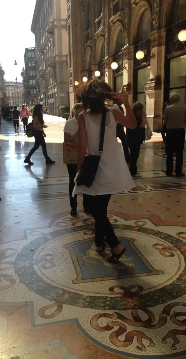 Palle del Toro Galleri aVittorio Emanuele