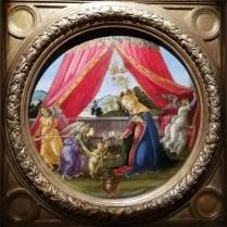 Madonna del Padiglione di Botticelli