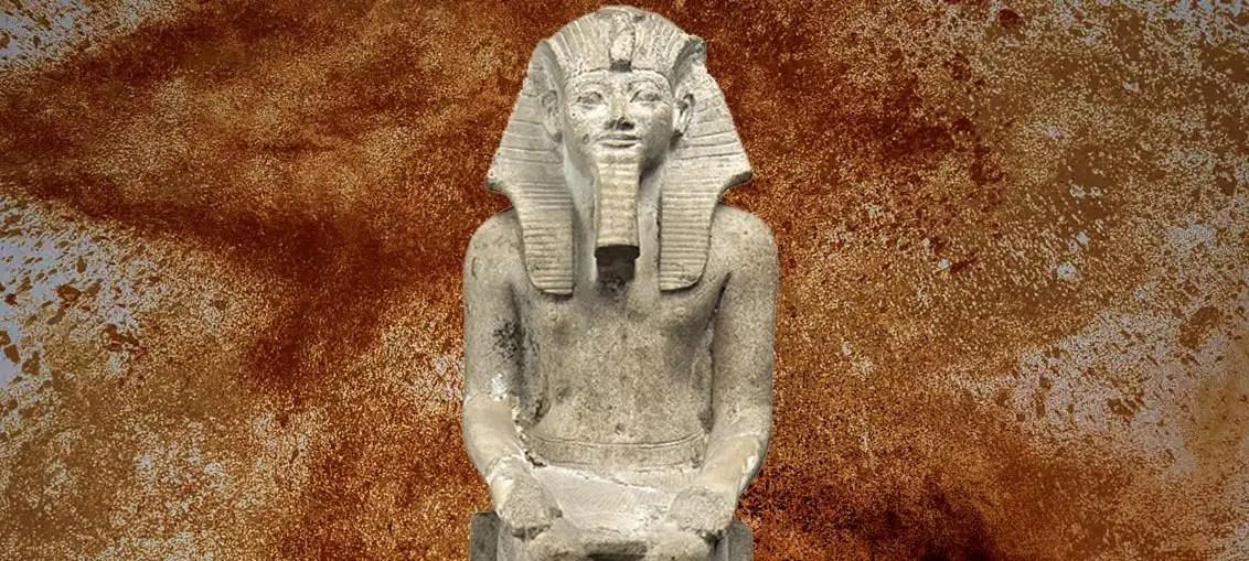 EGITTO al MUDEC: la scoperta del Faraone Amenofi II a Milano