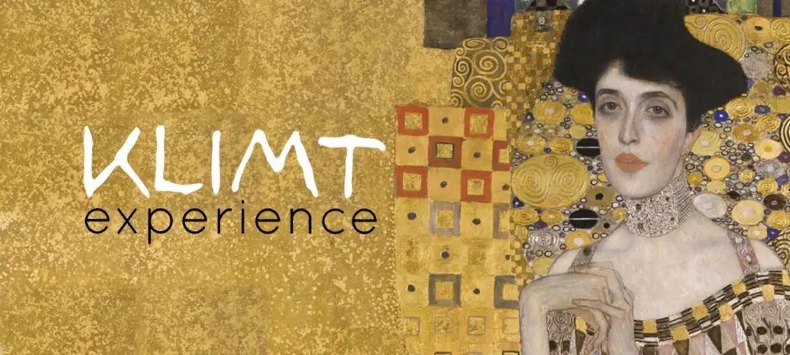 Klimt Experience: 700 opere di Gustav Klimt per un'esperienza immersiva