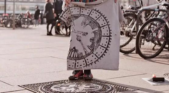 Raubdruckerin streetwear Berlino