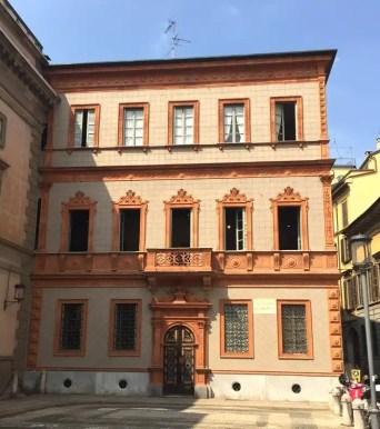 Casa del Manzoni a Milano - esterno
