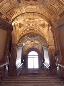 Palazzo Ducale Venezia - La Scala d'Oro