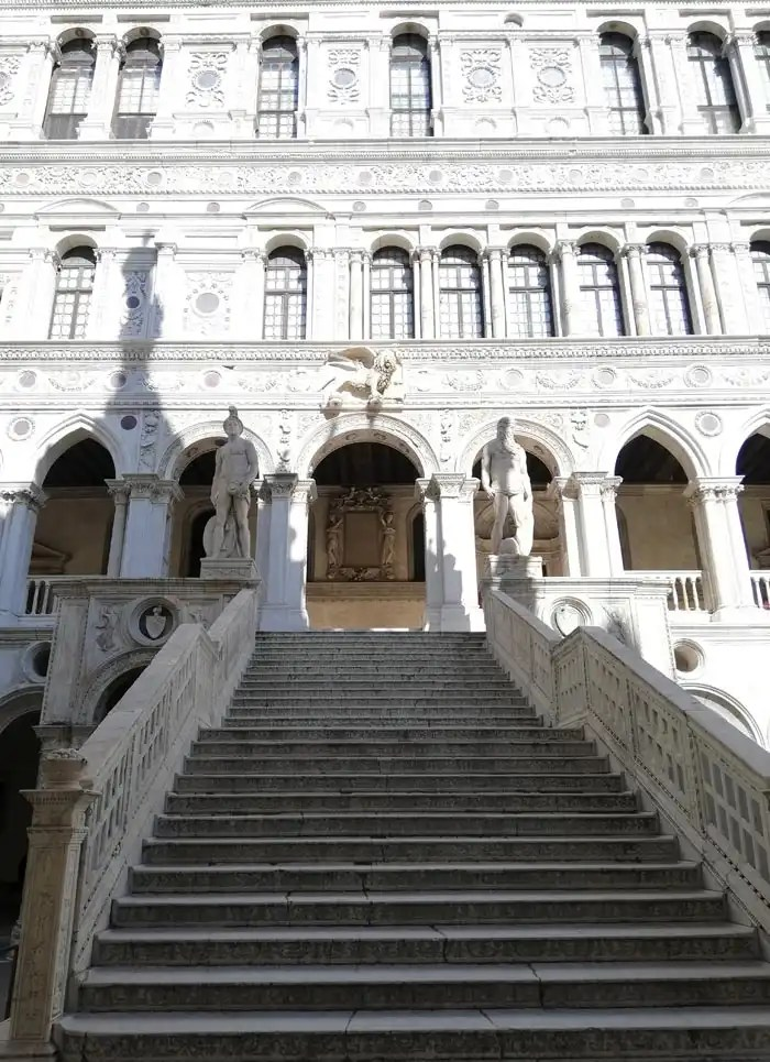 Palazzo Ducale Venezia - Scala dei Giganti