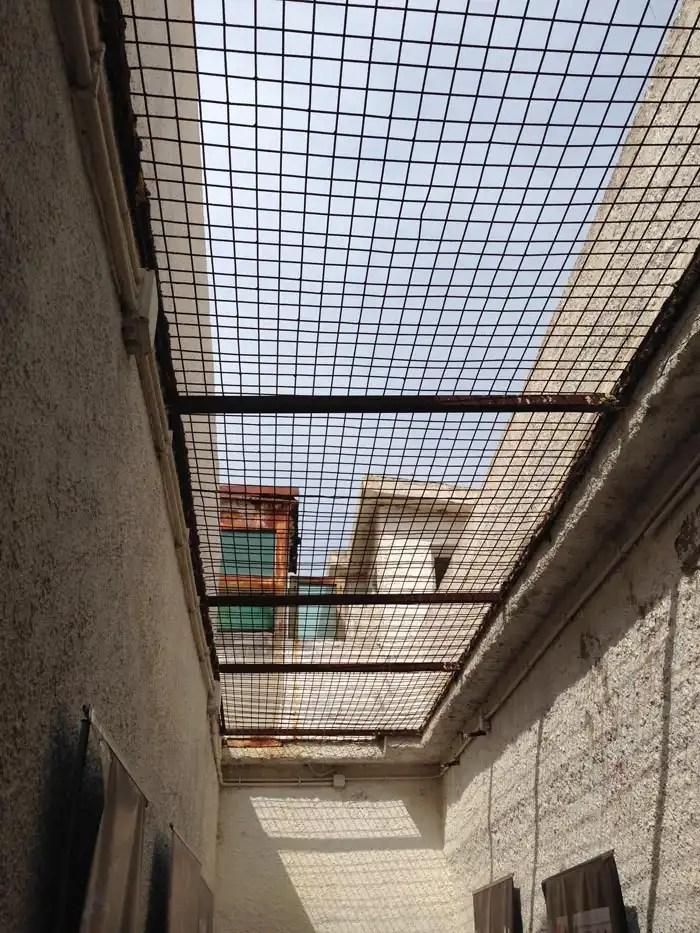 Asinara: cella bunker di Totò Riina a Cala d'Oliva in Sardegna