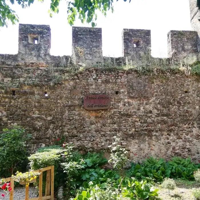 Casa dell'Ortolano a Castellaro Lagusello