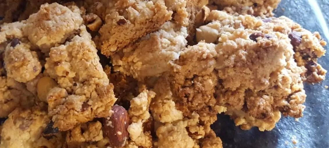 Sbrisolona ricetta della torta mantovana