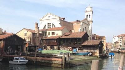 Squero di San Trovaso: dove nascono le gondole di Venezia