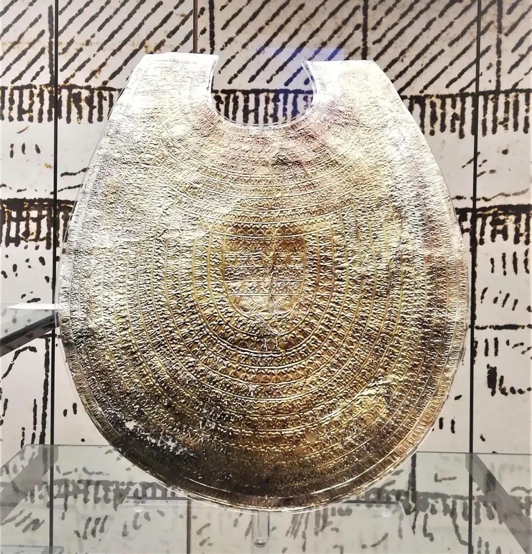 Museo Gregoriano Etrusco ai Musei Vaticani di Roma