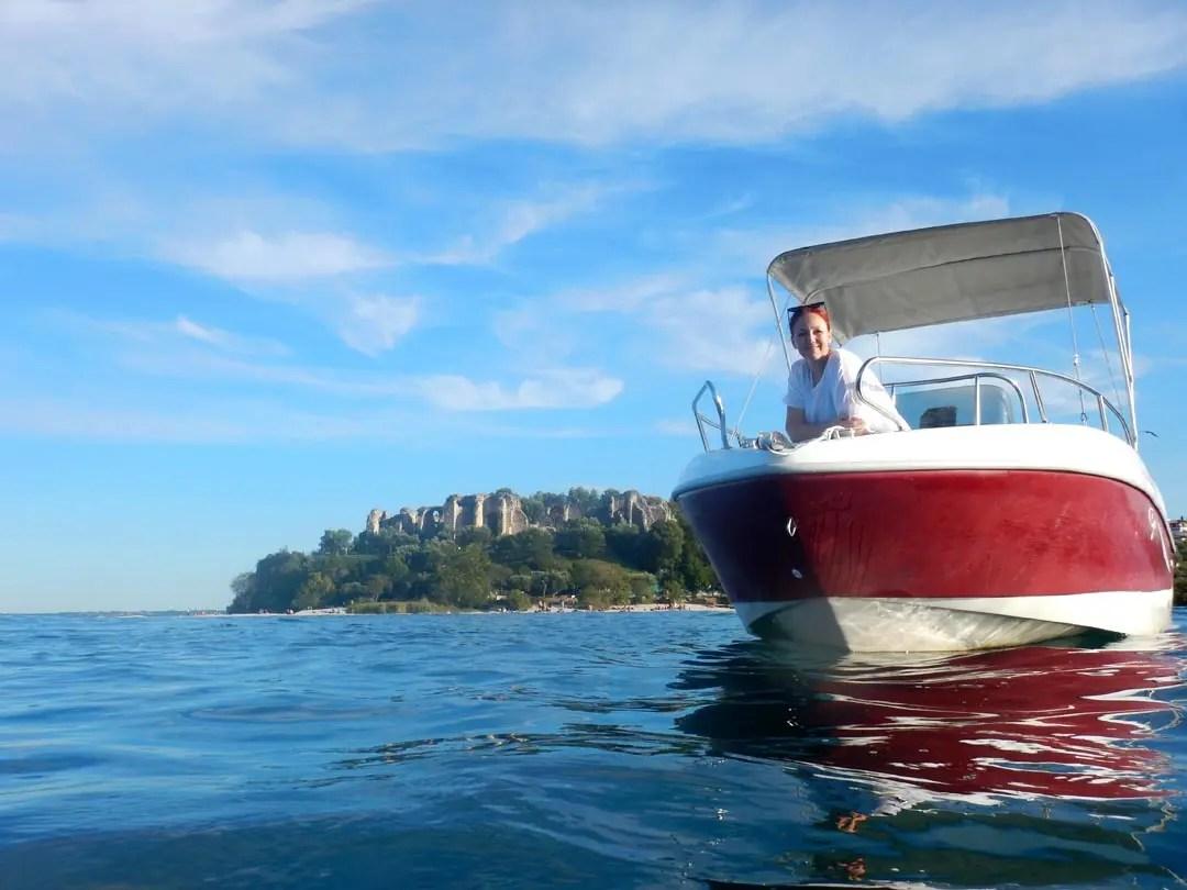Tour in barca a Sirmione