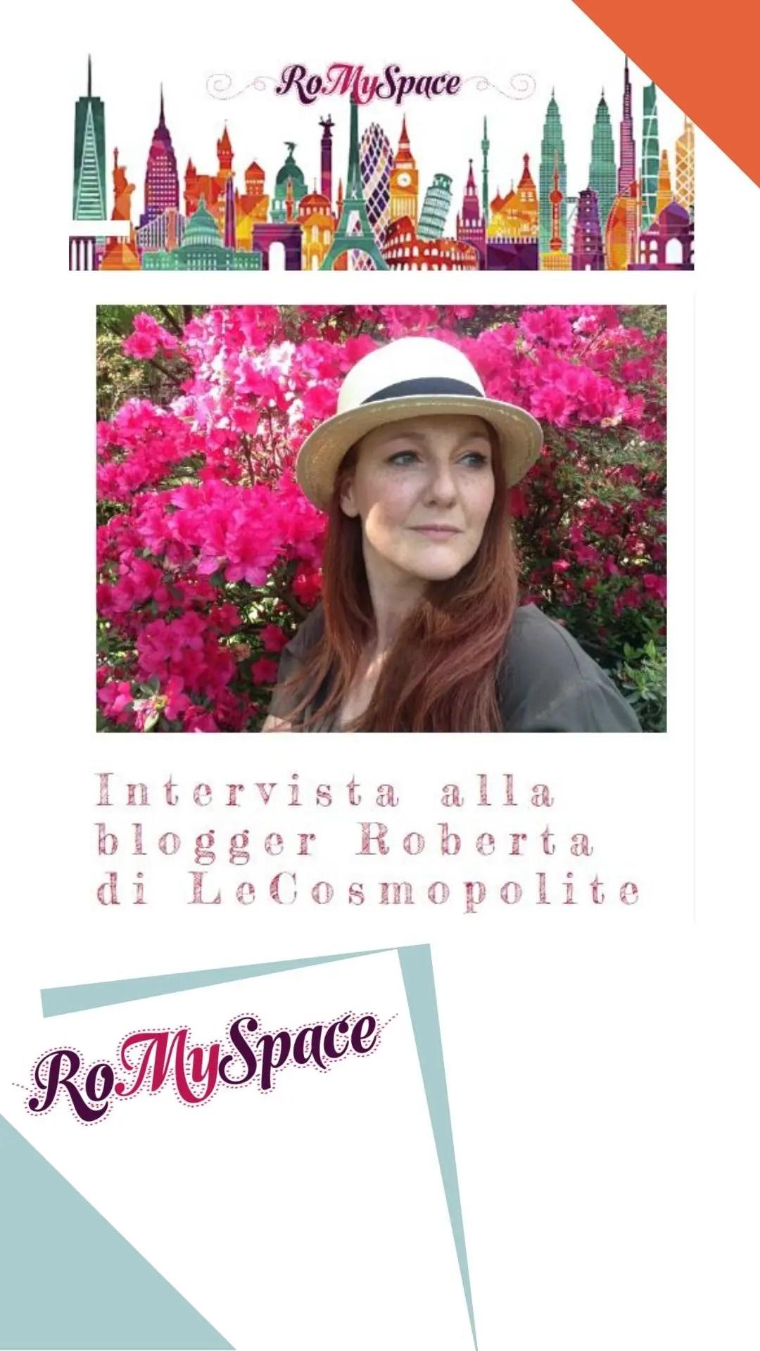 Roberta Ferrazzi, travel blogger veneta, intervista di Romyspace