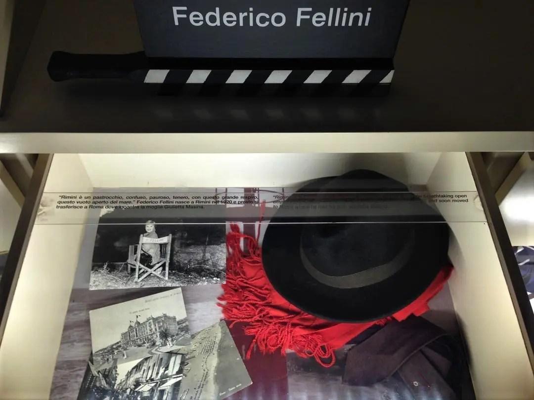 Mostra di Federico Fellini a Cinecittà, Roma