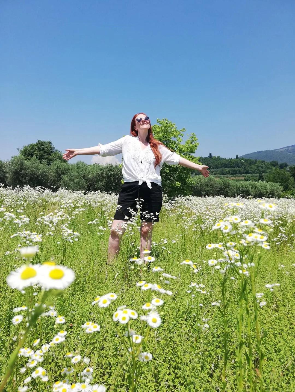 Passeggiata a piedi nella Valle dei Mulini di Garda