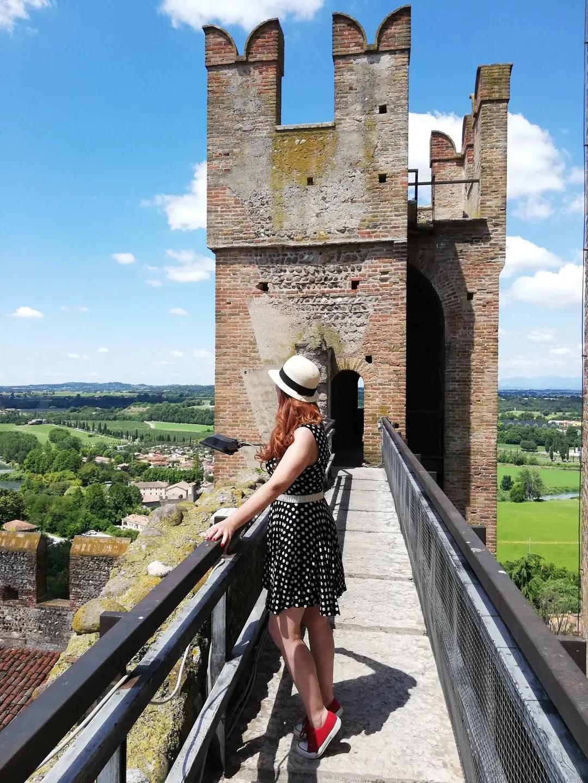 Visita al Castello Scaligero di Valeggio sul Mincio