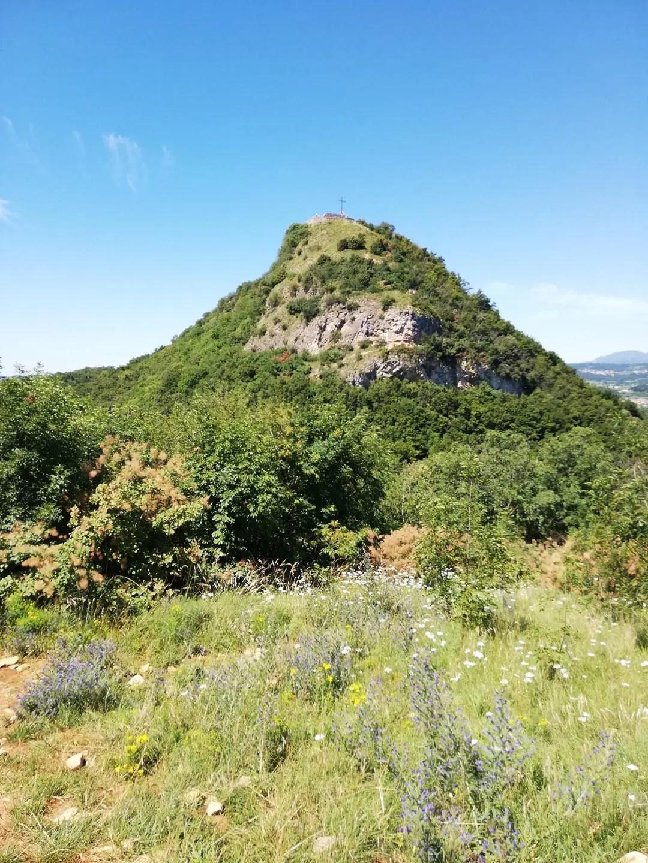 Rocca di Manerba altezza