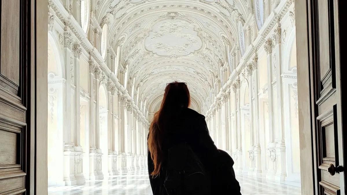 Reggia di Venaria Reale Torino