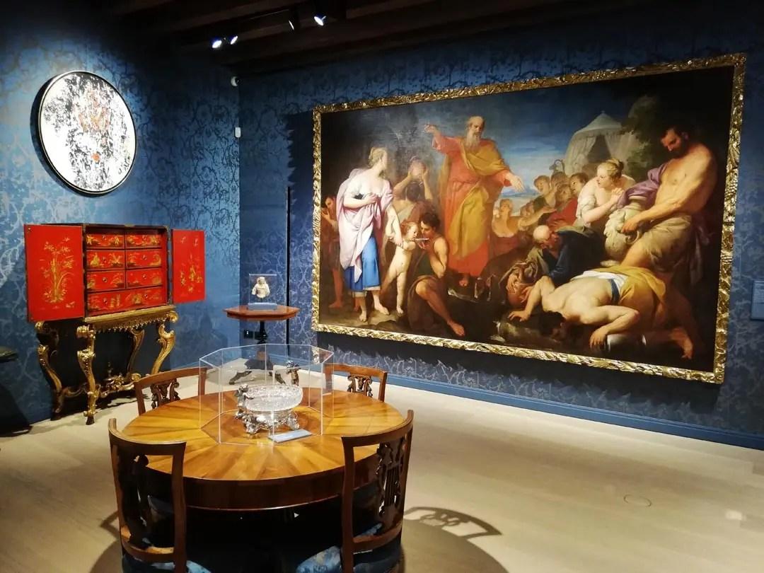 Palazzo Maffei Verona visite
