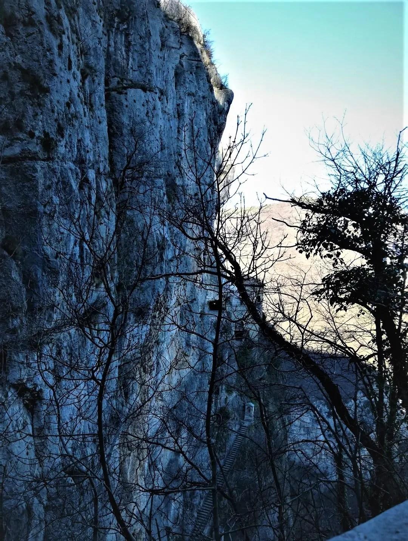 Santuario Madonna della Corona trekking Sentiero della Speranza