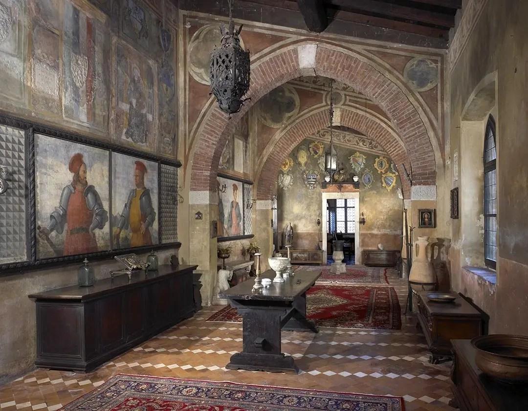 Casa del Podestà a Lonato sul Garda, Lago di Garda