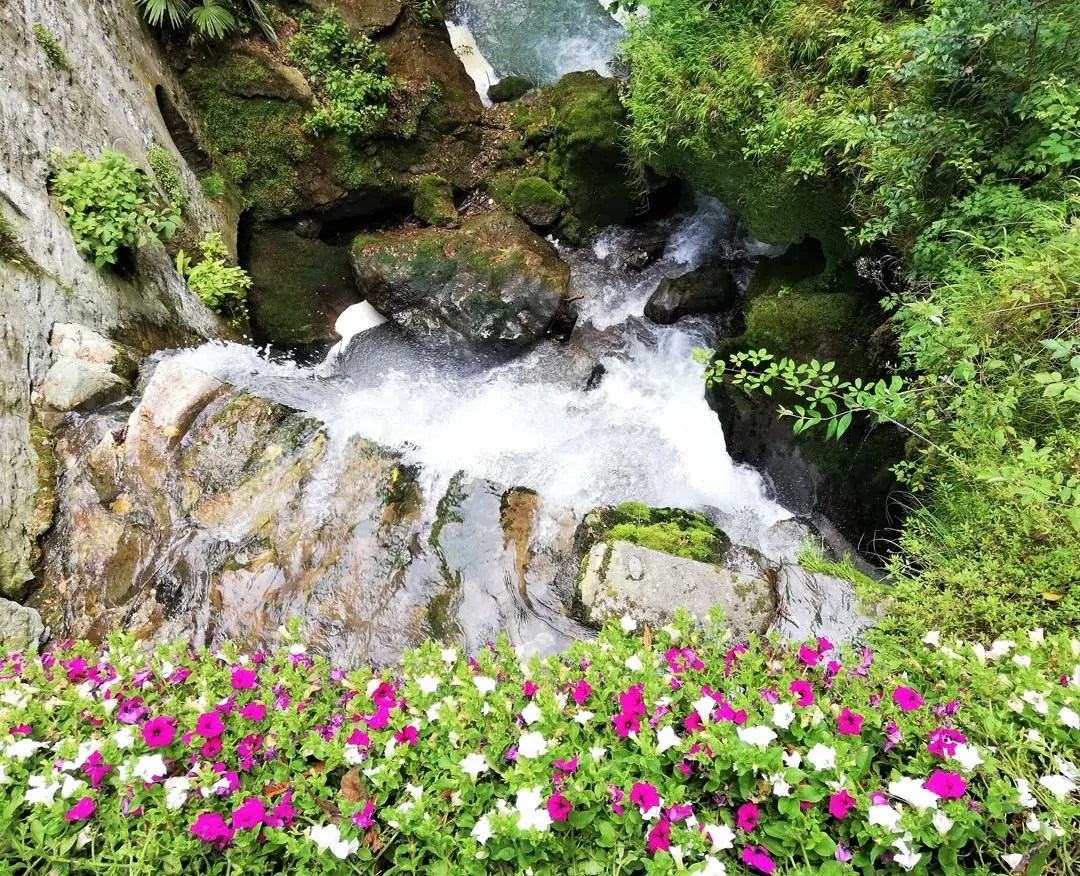 Cascate Varone Lago di Garda