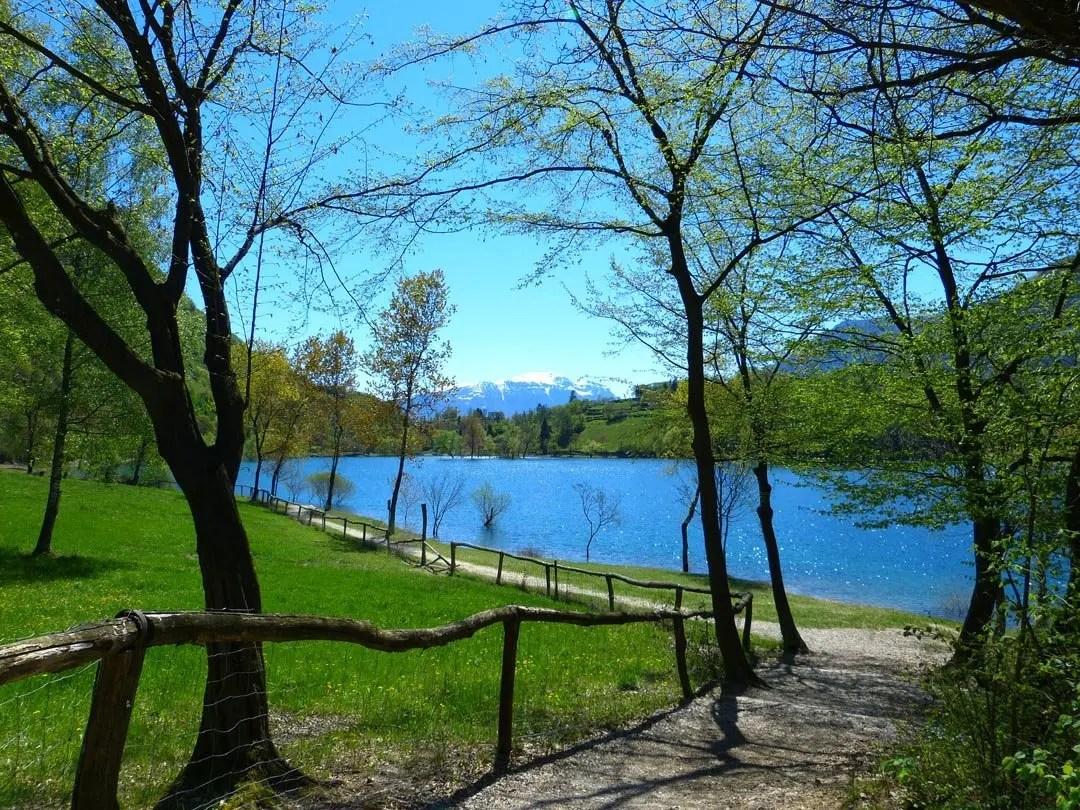 Le escursioni del Lago di Tenno