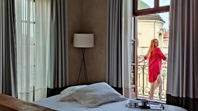 Read more about the article NH Collection Torino Piazza Carlina: recensione dell'hotel 4 stelle a Torino centro con vista
