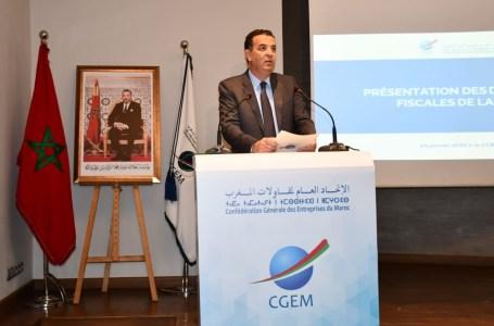 Le patronat marocain estime nécessaire la relance de l'économie